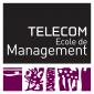 logo Télécom École de Management (english)